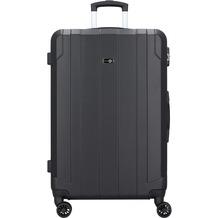 Travel Pal Brisbane 2.0 4-Rollen Trolley 76 cm mit Doppelrollen schwarz