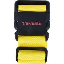 travelite Accessoires Koffergurt 200 cm gelb