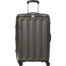 travelite Corner 4-Rollen Trolley 67 cm anthrazit