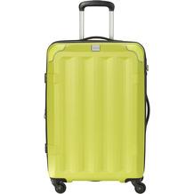 travelite Corner 4-Rollen Trolley 67 cm limone