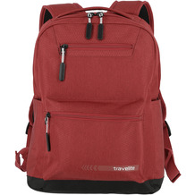 travelite Kick Off Rucksack 40 cm Laptopfach rot