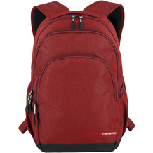 travelite Kick Off Rucksack 45 cm Laptopfach rot