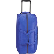 travelite Kite 2-Rollen Reisetasche 64 cm royal blau