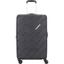 travelite Komet 4-Rollen Trolley 70 cm schwarz