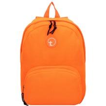 travelite Mesh Rucksack 40 cm orange