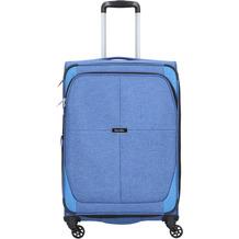 travelite Nida 4-Rollen Trolley 67 cm blau