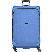 travelite Nida 4-Rollen Trolley 78 cm blau