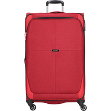 travelite Nida 4-Rollen Trolley 78 cm rot