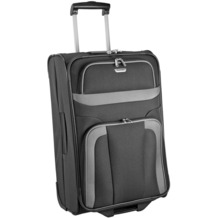 travelite Orlando 2-Rollen Trolley 63 cm schwarz