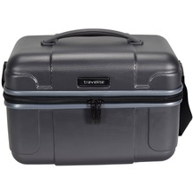 travelite Vector 2.0 Beautycase 36 cm anthrazit