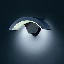 Trio LED-Wandleuchte 6W 3000K A+ 420lm anth Konv