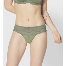 Triumph Amourette Charm Hipster String moss green old 36