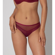 Triumph Bordeaux Roses fashion fit 2p bordeaux L