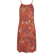 Triumph Botanical Leaf Dress orange - dark combination 36