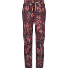 Triumph Mix & Match TROUSER FLANNEL PRINT woodrose 36