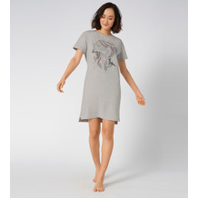 Triumph Nightdresses Nachthemd (Strickware) 10 X medium grey melange 36