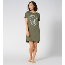 Triumph Nightdresses Nachthemd (Strickware) 10 X sage green 36