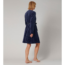 Triumph One-Piece DAY-ALL Robes COZY ROBE sapphire blue 36/38