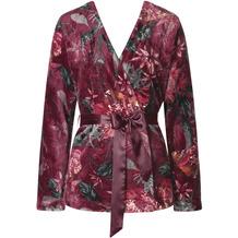 Triumph Robes (Bade-)Mantel SHORT PRINT woodrose 36/38