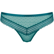 Triumph Tempting Tulle String mystic sea L
