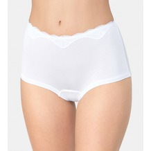 Triumph Touch of Modal Short white L