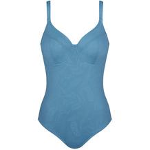 Triumph Venus Elegance Badeanzug mit Bügel 02 mediterranean blue 38D