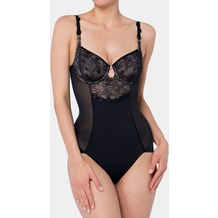 Florale by Triumph Wild Rose Florale Body mit Bügel BLACK 90C