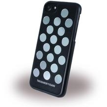 Trussardi Mirror Rigid - Hardcover - Apple iPhone 6/6s/7 - Schwarz