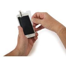 Tucano Displayschutz aus gehärtetem Glas für das iPhone 7 Plus 6s/6 Plus,
