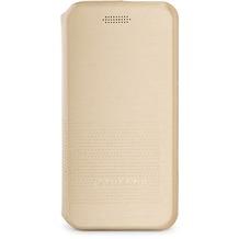 Tucano DUEinUNO für iPhone 7, gold, 2in1 Case Backcover und magnetischer Deckel