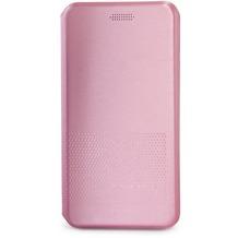 Tucano DUEinUNO für iPhone 7, pink, 2in1 Case Backcover und magnetischer Deckel