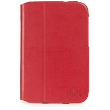 Tucano Leggero folio case for Samsung Galaxy Note 8.0, rot