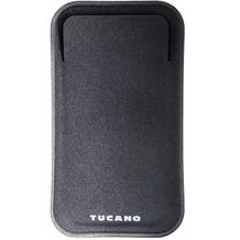 Tucano Liscio Universal Neopren Pouch für iPhone 6 Plus, schwarz