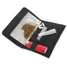 Tucano Rollo, stilvolle Tabaktasche aus Neopren, schwarz
