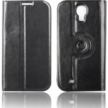 Twins BookFlip 360 für Samsung Galaxy S4, schwarz