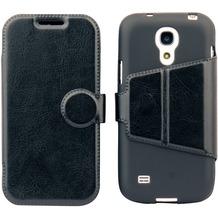 Twins BookFlip Ex für Samsung Galaxy S4 mini, schwarz