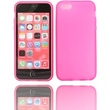 Twins Bright für iPhone 5C, pink