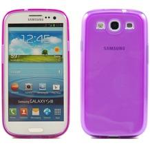 Twins Bright für Samsung Galaxy S3, lila (flach)