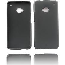 Twins Bright für HTC One (M7), schwarz