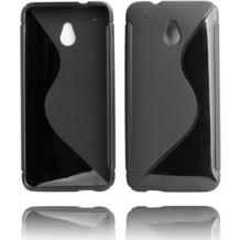 Twins Fancy Bright für HTC One mini, schwarz