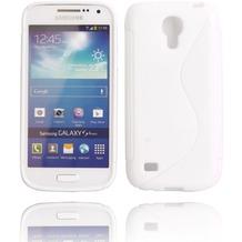 Twins Fancy Bright für Samsung Galaxy S4 mini, weiß