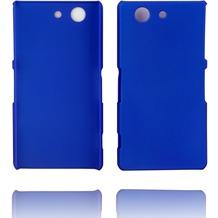 Twins Hardcase für Sony Z3 Compact ,blau