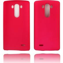 Twins Hardcase Softtouch für LG G3,rose