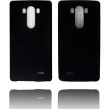 Twins Hardcase Softtouch für LG G3,schwarz