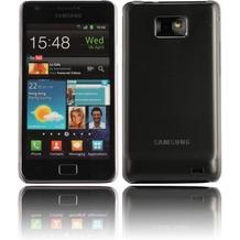 Twins Micro für Samsung i9100 Galaxy S2, grau