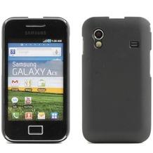 Twins Shield für Samsung S5830 Galaxy Ace, schwarz