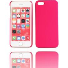 Twins Shield Matte für iPhone 5/5S/SE, pink