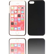 Twins Shield Matte für iPhone 5/5S/SE, schwarz