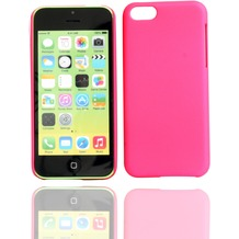 Twins Shield Matte für iPhone 5C, pink