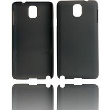 Twins Shield Matte für Samsung Galaxy Note 3, schwarz